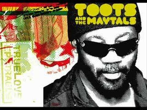 Toots and the maytals-beautiful woman