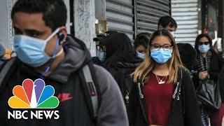 New Study Raises Hopes Of COVID-19 Survivor Immunity | NBC Nightly News