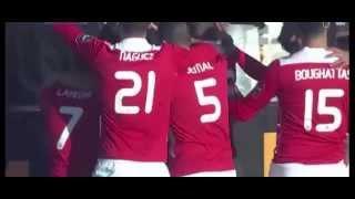 شاهد.. النجم الساحلى ينتزع كأس الاتحاد الأفريقي