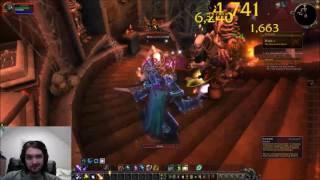 WoW Legion Beta : Balance Druid Artifact Quest Line