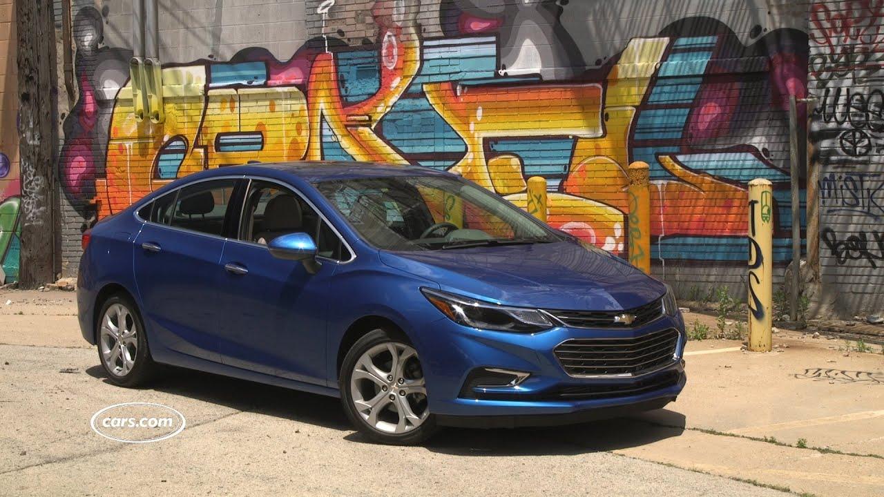 2016 Chevrolet Cruze Tech Features