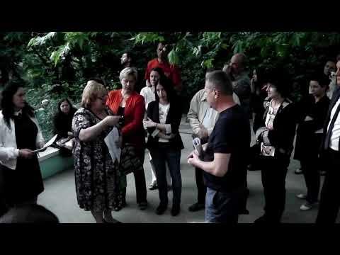 Ялта, Блюхера 40 собрание 23.05.2019 - голосование по придомовой территории