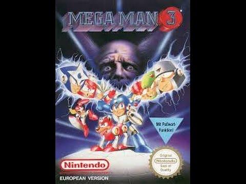 [GameBol#101] Mega Man III E01