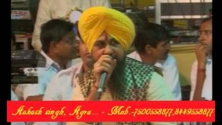 Ho Jabse Dekha Tumhe Jane Kya Ho Gaya~ Lakhbir Singh Lakha Live Jaipur...