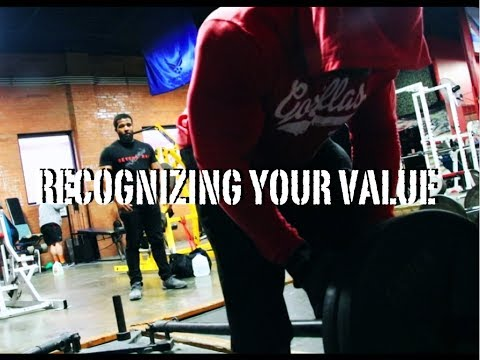 RECOGNIZING YOUR VALUE motivational video
