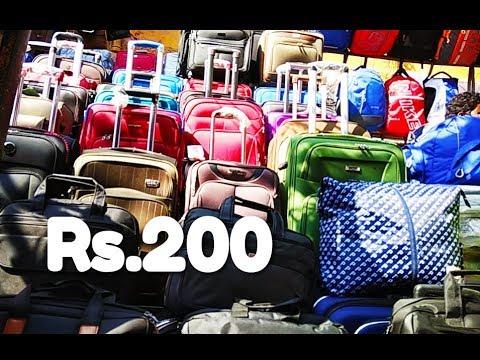 e63d8dbc1045 Luggage market in delhi