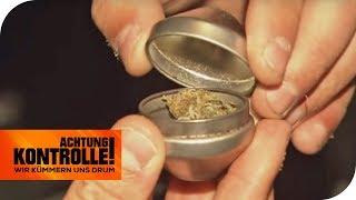 Marihuana im Auto! Schrotthändler aus Ungarn im Visier des Zolls! | Achtung Kontrolle | kabel eins
