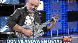 C5N - MUSICA EN VIVO: DON VILANOVA EN DE1A5