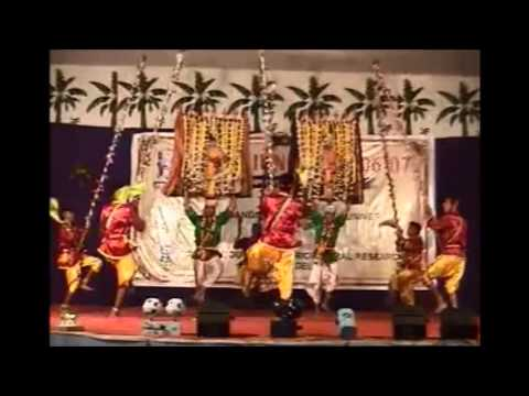 Jathre Dance in Raipur by UAS Bangalore