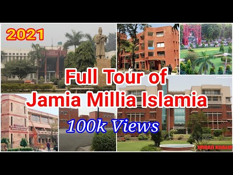 Film on Jamia Millia Islamia - A Central University