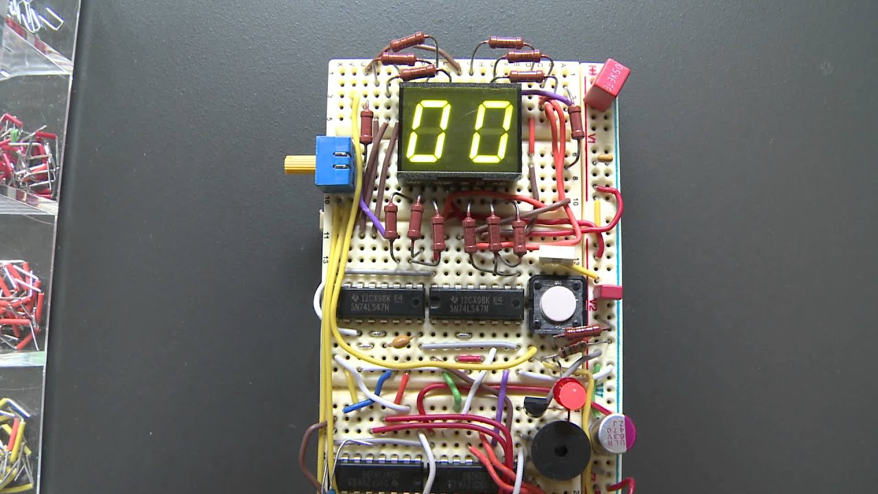 24 Seconds Shot Clock Youtube Wiring Diagram Of Electronic