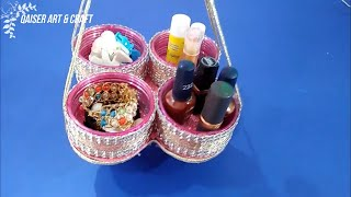 How to reuse old Bangles at home I Best out of waste craft idea