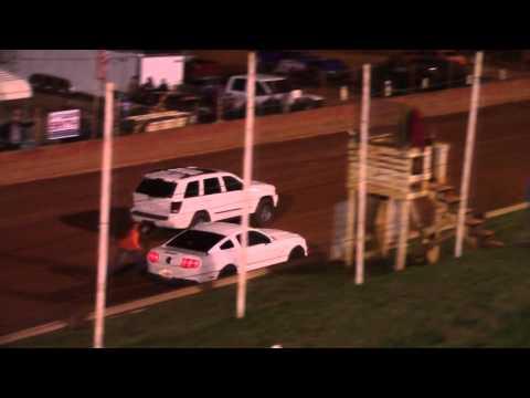 Winder Barrow Speedway Spectator Race 4/2/16