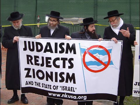 The Truth Behind The Nation State Of Israel