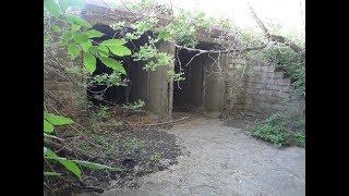 Когда искал железо наткнулся на старый тунель под дорогой