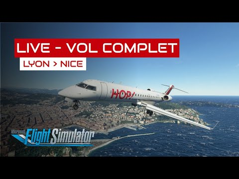 [Flight Simulator] Vol