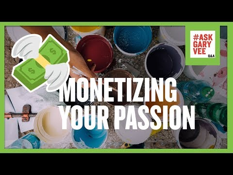 Monetizing Your Passion - Document Don't Create