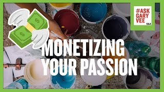 Monetizing Your Passion - Document Don