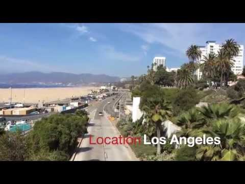 Los Angeles , California scenery!