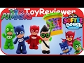 Cra-Z-Art PJ Masks Softee Dough 3D Figure Make Play-Doh Unboxing Toy Review by TheToyReviewer