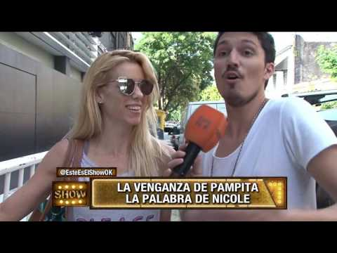 Nicole Neumann: ¿Vos te creés que Pampita tiene más poder que Tinelli?