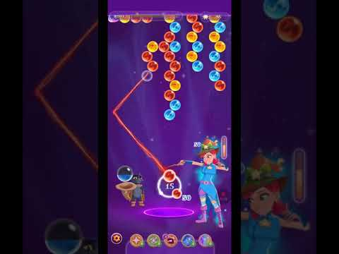 Bubble Witch 3 Saga level 1543 ~ NO BOOSTERS