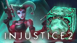INJUSTICE 2 MOBILE Aquaman СУНДУК АТЛАНТИДЫ .