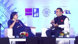 Aatish Taseer at TSBLM 2019, Day 3