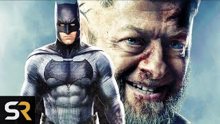The Batman's Alfred Is A Very Different Role For Andy Serkis