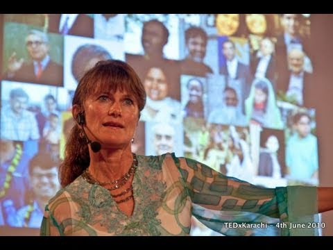 TEDxKarachi - Jacqueline Novogratz - Investing in Patient Capital
