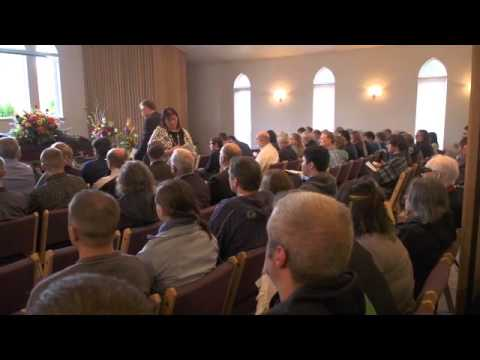 Jimmie Stringer Funeral Service Oct. 24, 2015
