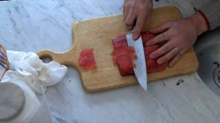 How to Make Lox