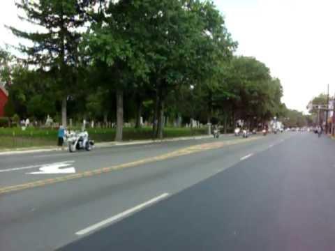 POW/MIA Parade beginning at Roselle and Ending at Holmdel, NJ.