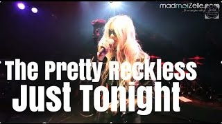 """Video The Pretty Reckless """"Just Tonight"""" live download MP3, 3GP, MP4, WEBM, AVI, FLV Agustus 2018"""