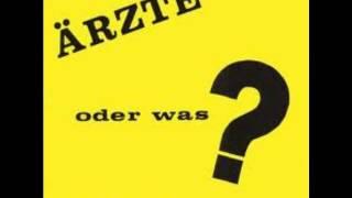 Die Ärzte - Ärzte Oder Was 1987 (Bootleg)