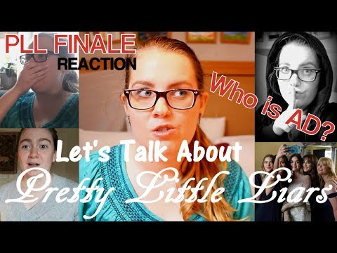 Let's Talk About Pretty Little Liars | Sarah Douglas
