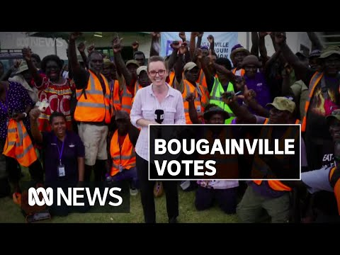 Bougainville votes overwhelmingly for independence from Papua New Guinea | ABC News