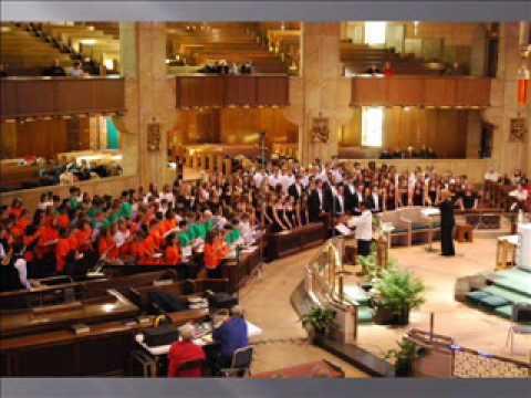 Lenten Reflections: Shrine Catholic High School Concert Choir