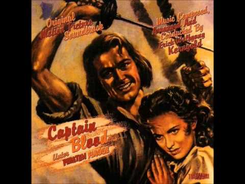 Captain Blood | Soundtrack Suite (Erich Wolfgang Korngold)