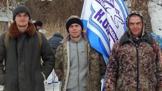 Чемпионат Кировоградской области по ловле хищника на жерлицы (18.02.2017)