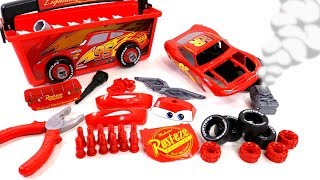McQueen Assembly Disney Cars3 toy Movie for Kids - Build and Play Toys for Children