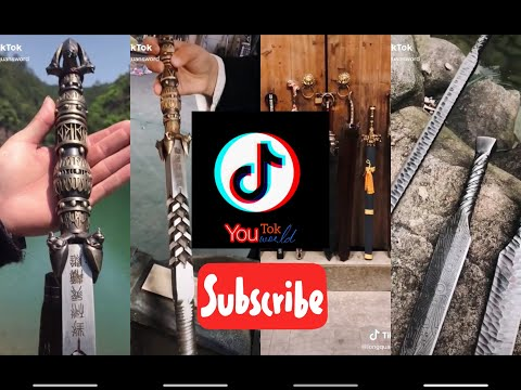 Sword Coolest weapon TikTok Compilation | YouTokwolrd