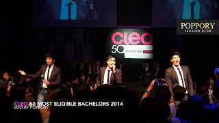 Cleo 50 Most Eligible Bachelors 2014 Show 1 (VDO BY POPPORY) [1/2] Thumbnail