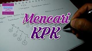 Download Lagu Mencari KPK (Metode Pohon Faktor) mp3