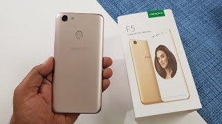 Oppo F5 Unboxing & Specifications | Review