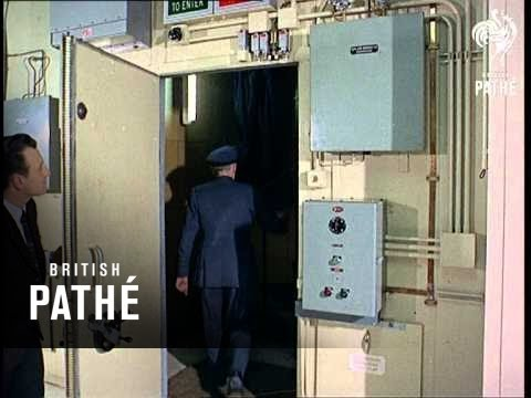 Fylingdales Early Warning 1966