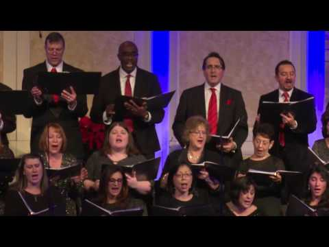 He's Here - Hawthorne Worship Community Choir & Orchestra