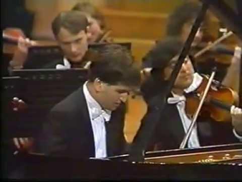 Brahms Piano Concerto No 1-Dimitris Sgouros LEGENDARY!!