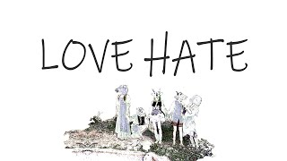 COVER │Love Hate - f(x) (에프엑스)