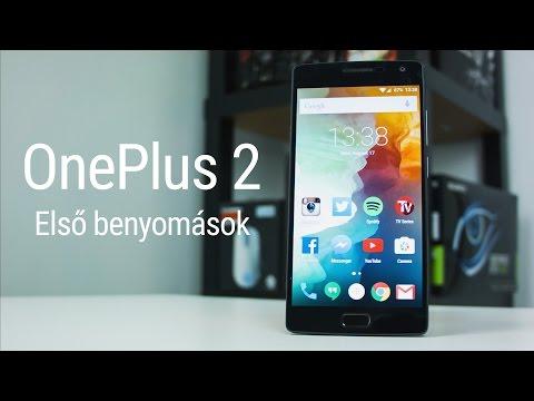 Első benyomások: OnePlus 2